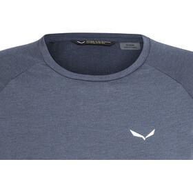 SALEWA Fanes Dri-Rel Longsleeve T-shirt Dames, dark denim